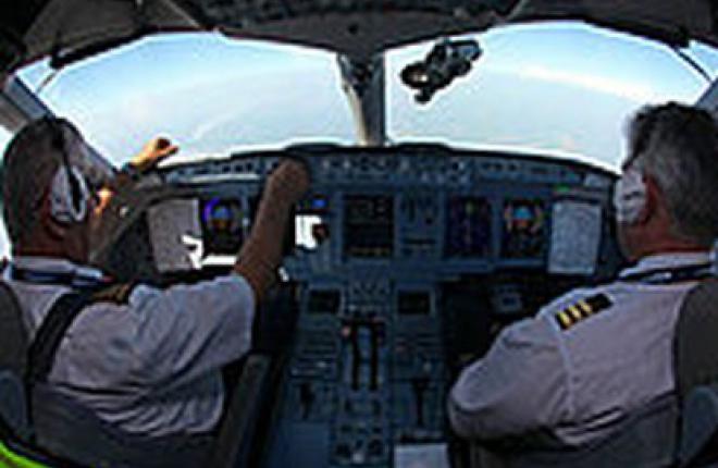"""SSJ 100 авиакомпании """"Армавиа"""" налетал 1300 часов"""
