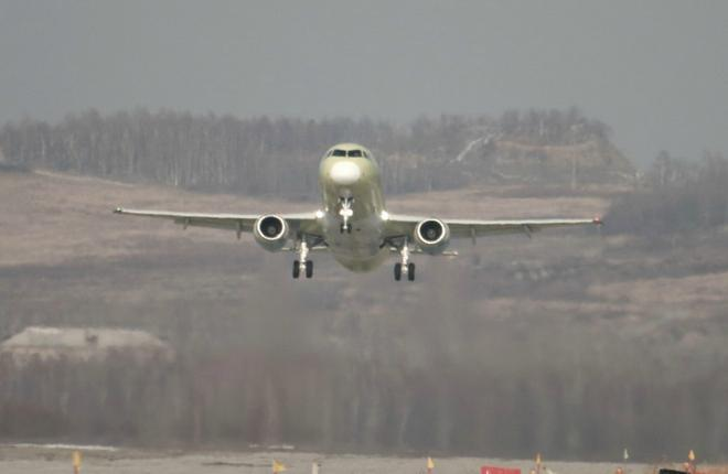 ГСС увеличили поставки SSJ 100 в первом полугодии