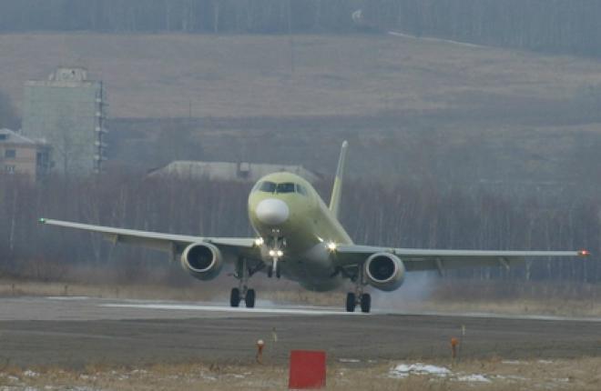 Авиакомпания CityJet разместила опцион еще на шесть SSJ 100