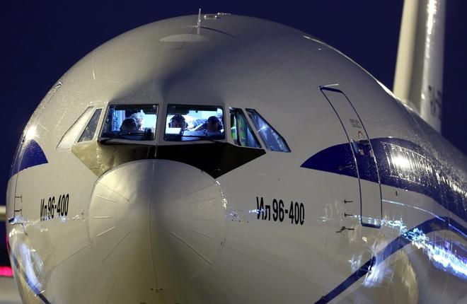 ОДК поставит двигатели для самолета Ил-96-400М в этом году
