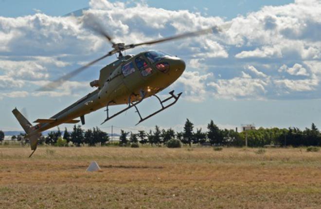 AS350 Hybrid :: Eurocopter
