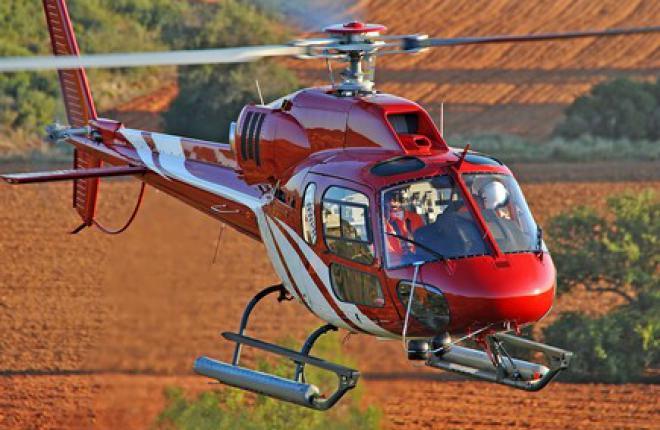 """""""Еврокоптер Восток"""" поставило российскому клиенту первый вертолет AS355NP"""