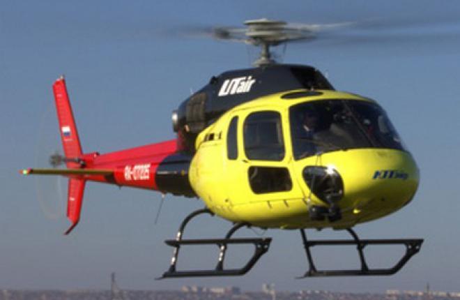 """""""ЮТэйр Инжиниринг"""" будет дооснащать вертолеты Airbus Helicopters"""