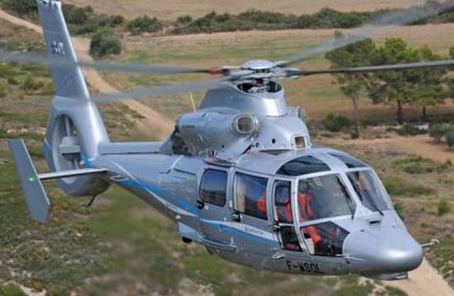 Airbus Helicopters отказался от модернизации вертолета AS365 N3e в пользу проекта X4