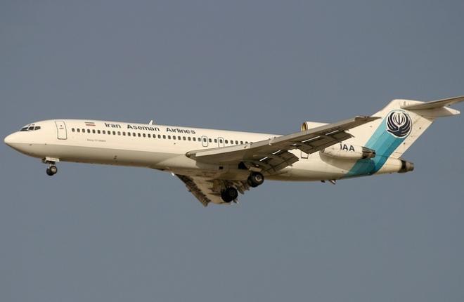 Boeing 727 Aseman Airlines