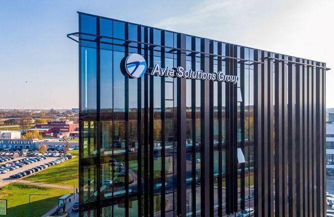 штаб квартира Avia Solutions Group