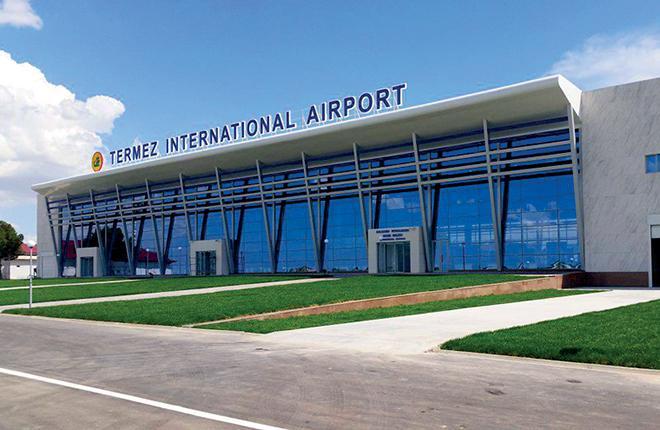 Аэропорт Термез