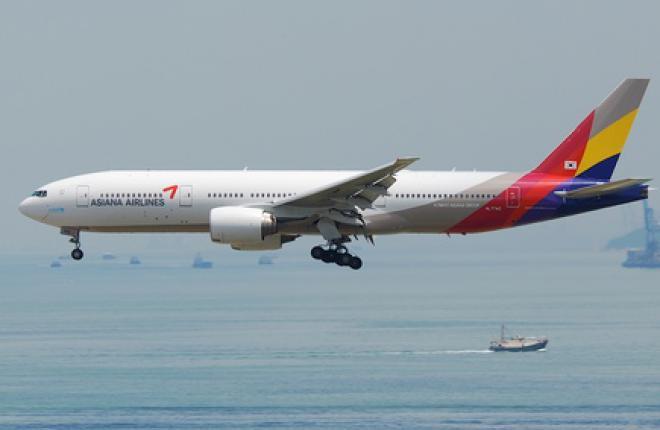 Южнокорейские власти наказали авиакомпанию Asiana за катастрофу в США
