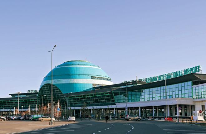 АО «Международный аэропорт Астана»