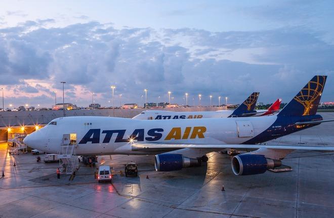 Грузовые самолеты авиакомпании Atlas Air