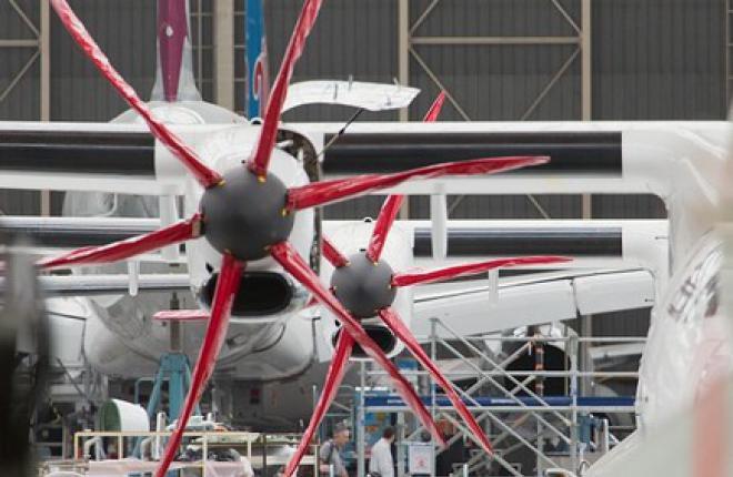 Bombardier Q400 или ATR 72 — решение о совместном производстве примут до конца г