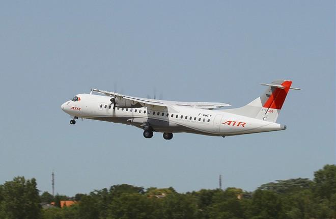 Самолет ATR 72-600
