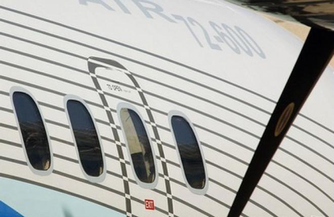 ATR ждет согласия EADS на разработку нового 90-местного турбовинтового самолета