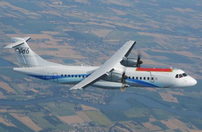 ATR приступила к летным испытаниям экодемонстратора со сниженной массой