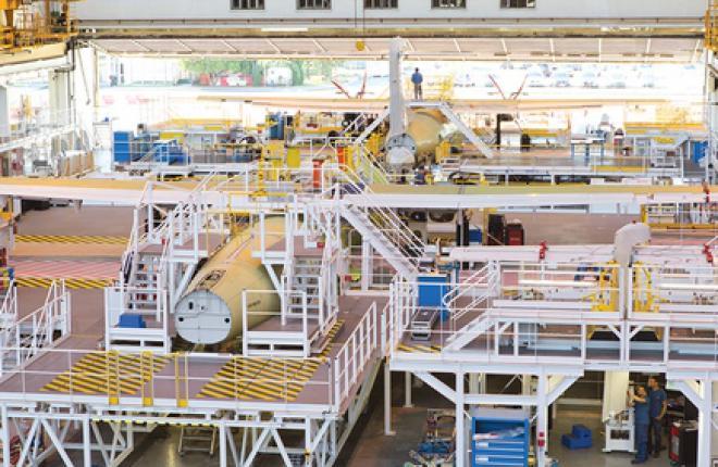 ATR увеличит темпы производства региональных самолетов