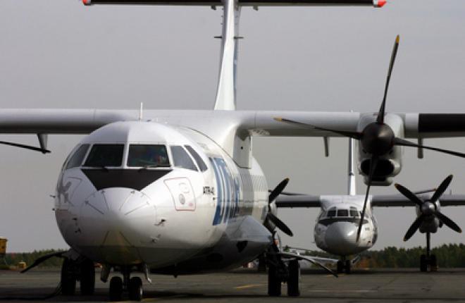 Правительство может субсидировать лизинг региональных самолетов