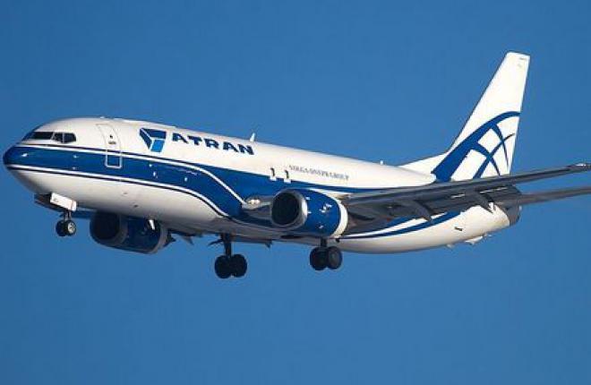 "Грузовая авиакомпания ""Атран"" увеличит флот на два Boeing 737"