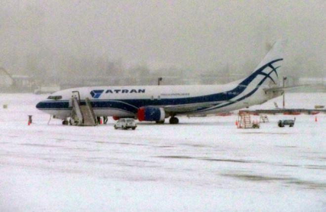 """Авиакомпания """"Атран"""" модернизирует свои самолеты под европейские требования"""