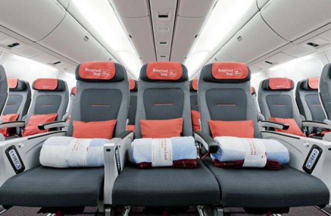 Авиакомпания Austrian Airlines начинает эксплуатацию переоснащенных самолетов