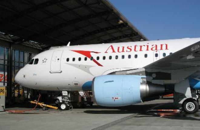 Авиакомпания Austrian Airlines переводит сотрудников в Tyrolean Airways