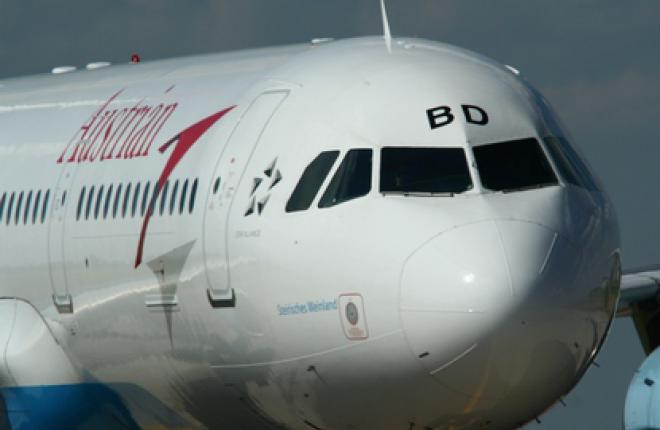 Авиакомпания Austrian Airlines сокращает издержки