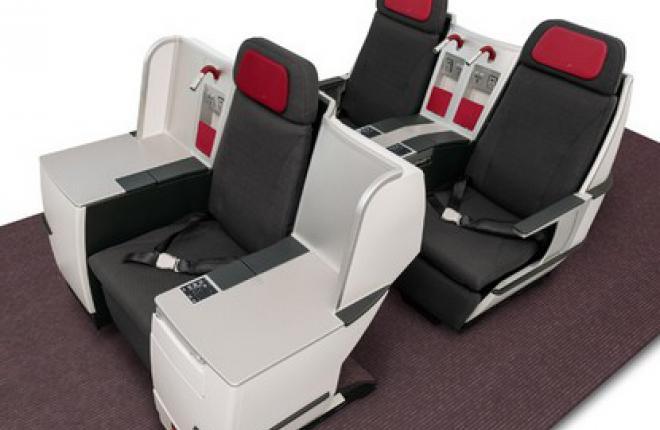 Austrian Airlines инвестирует 90 млн евро в переоборудование салонов самолетов