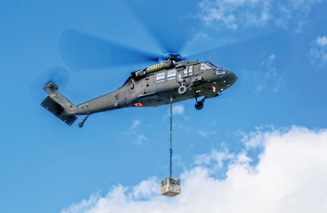 Грузоподъемность беспилотного вертолета составит 4 тонны