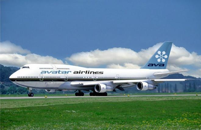 Avatar Airlines региональная авиакомпания США