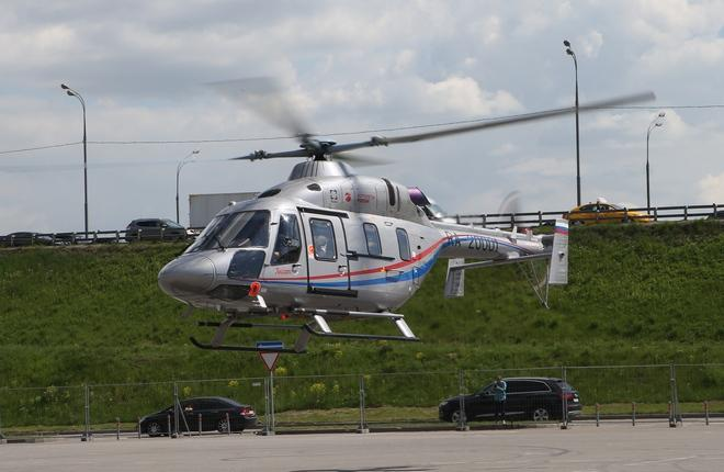"""""""Авиакапитал-Сервис"""" закупила 10 вертолетов """"Ансат"""""""