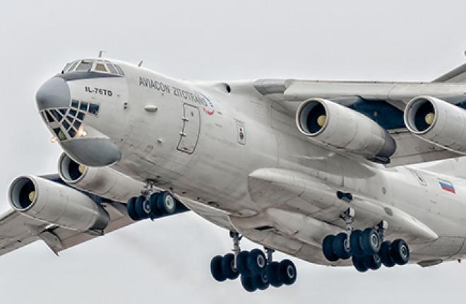 Ил-76 «Авиакон Цитотранса» побывали в аэропортах 154 стран мира
