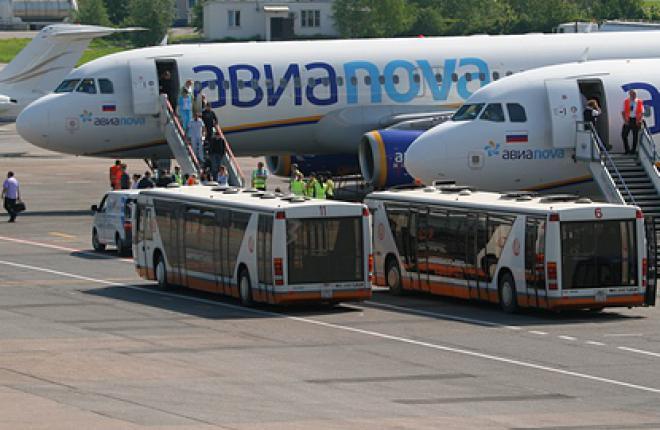 Авиакомпания «Авианова» открыла продажу билетов из Москвы в Ставрополь