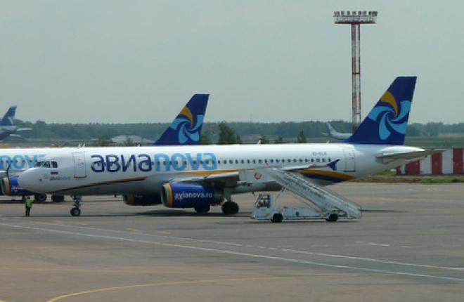 "Росавиация продлила сертификат эксплуатанта авиакомпании ""Авианова"""