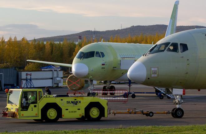 В России создан аналог Авиационного регистра МАК