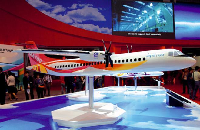 Первый полет MA700 предполагается в 2016 году, а начало коммерческой эксплуатаци