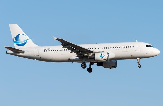 Airbus A320 Avion Express