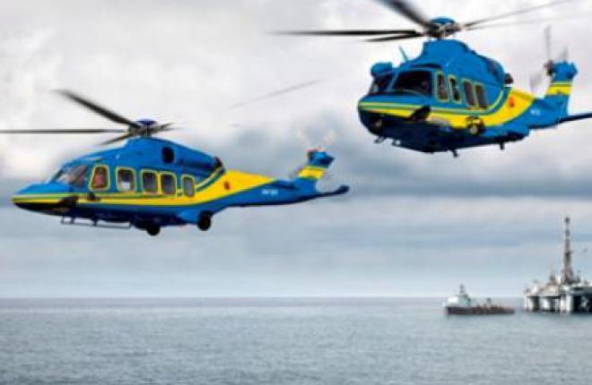 AZAL первым в СНГ получил вертолет AW189