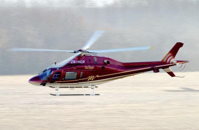 Вертолет, который придет на смену AW119 Koala (на фото), будет выпускаться в Рос