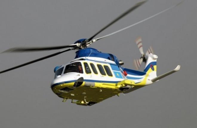 Казахская Euro-Asia Air заказала два вертолета AW139