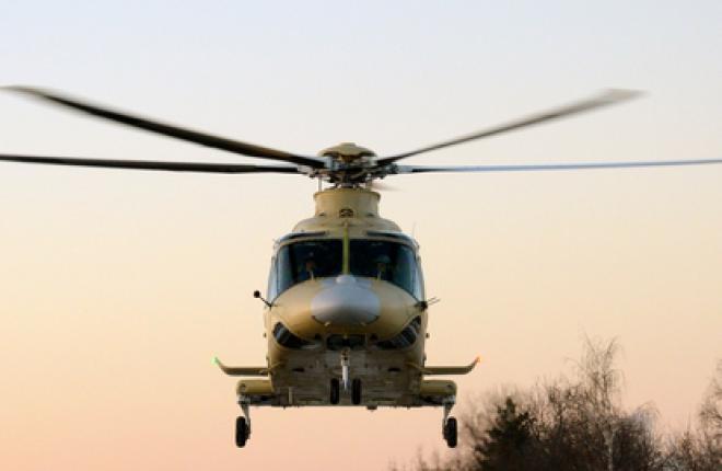В России собран первый вертолет AW139