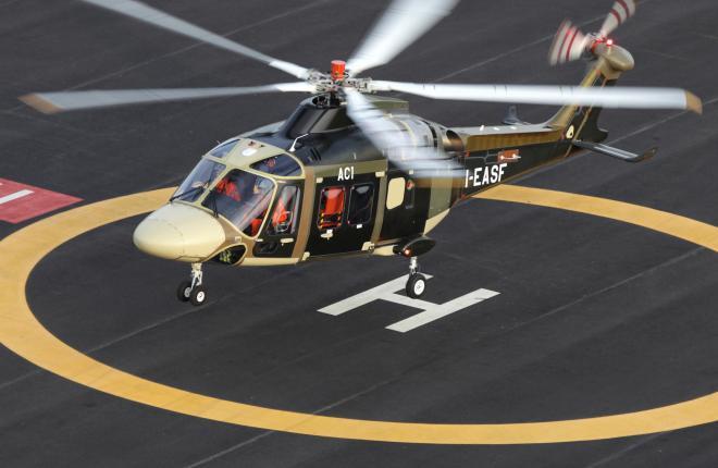 AgustaWestland предлагает партнерство Южной Корее