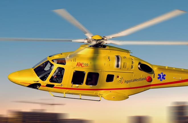Выручка Leonardo Helicopters снизилась почти на 20%