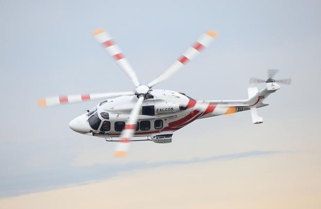 Вертолет AW189