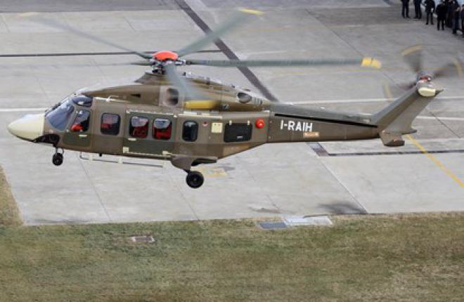 AgustaWestland продала в Россию первые AW169 и AW189 :: AgustaWestland