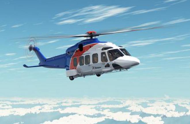 В Великобритании впервые в мире начнется эксплуатация вертолета AW189