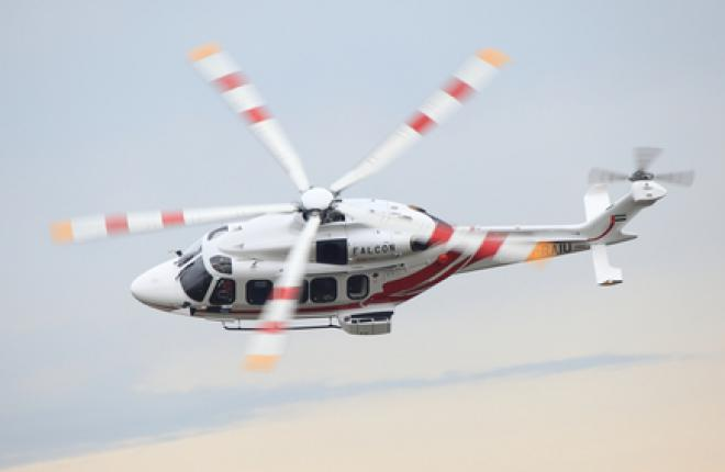 Для вертолета AW189 сертифицировали упрощенную противообледенительную систему