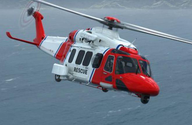 Сертифицирован поисково-спасательный вариант вертолета AW189