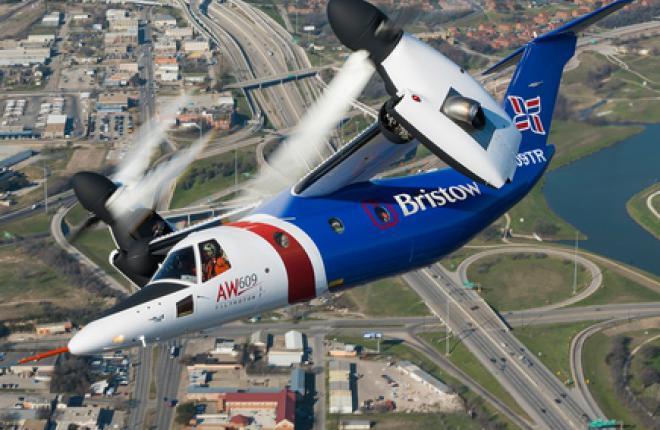 Bristow Helicopters определит будущее гражданских конвертопланов