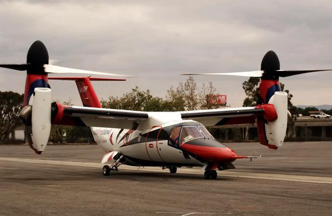 Leonardo Helicopters возобновила летные испытания гражданского конвертоплана AW609