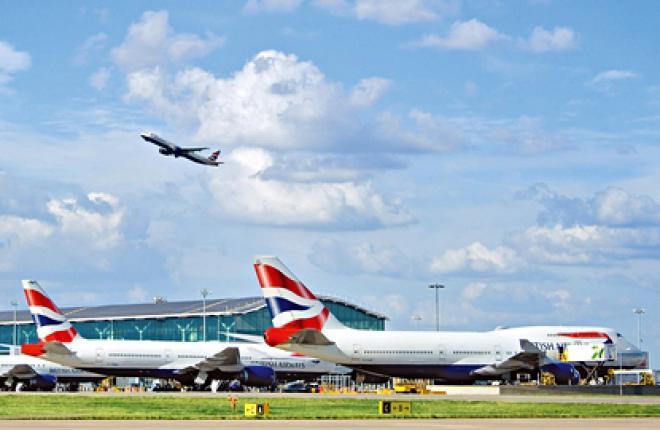 Британская авиакомпания bmi
