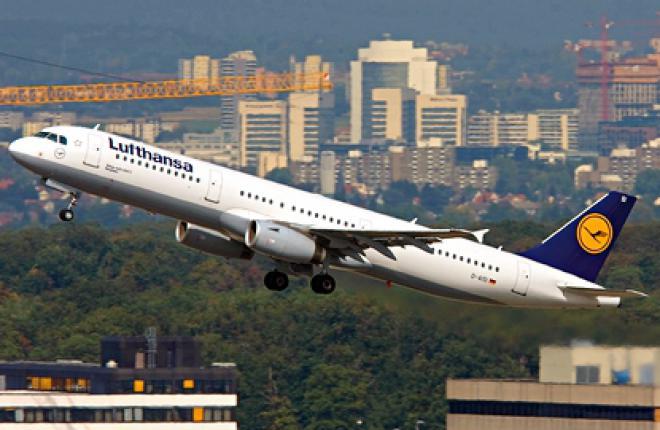 Lufthansa решила расширить количество региональных маршрутов